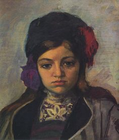 Young Child in a Turban, 1908. Henri Lebasque (1865-1937)
