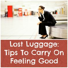 Double-click the photo and discover ways to deal with losing your luggage.  There are a number of ways to keep lost luggage from ruining a trip. That's good news, considering that every year, more than 30 million pieces of luggage are lost by major airlines. Orbitz, Expedia and other travel experts say the key is to plan ahead and pack your carry-on accordingly. #TeelieTurner #luggage
