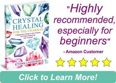 Crystal Healing For The Chakras Book