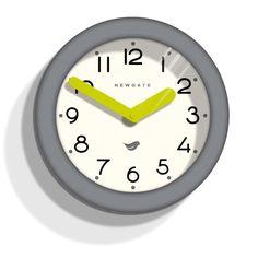 Discover+the+Newgate+Clocks+Pantry+Clock+-+Clockwork+Grey+at+Amara - for kids room