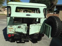 Land-cruiser-fj40-1970-original-4×4-d | Land Cruiser Of The Day!