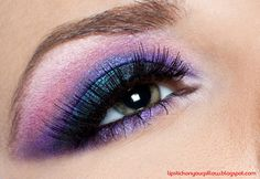Sultry Arabic Makeup (closeup) http://www.makeupbee.com/look_Sultry-Arabic-Makeup-closeup_10547