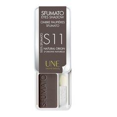 ΗUne By Bourjois Sfumato Eyeshadow είναι η μοναδική σκιά ματιών με υποαλλεργική σύσταση. Κατασκευασμένη από φυσικές χρωστικές, που δίνουν έντονο χρώμα, με διάρκεια έως και 10 ώρες, η Une By Bourjois Sfumato Eyeshadow περιποιείται τη ευαίσθητη περιοχή των ματιών. Η απαλή σύνθεσή της απλώνεται ε