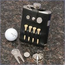 Golfers Dream Groomsmen Gift or Father of the Groom's gift