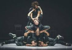 Image result for piles of bodies in choreography