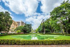 Praça da Liberdade, Belo Horizonte, Minas Gerais - BRASIL