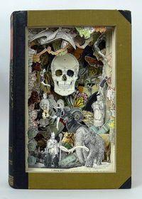 Alexander Korzer-Robinson http://www.alexanderkorzerrobinson.co.uk/portfolio Book sculpture