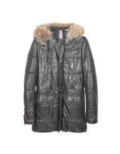 #Montgomery nero in pelle  ad Euro 1250.00 in #Abbigliamento giacche in pelle #Moda