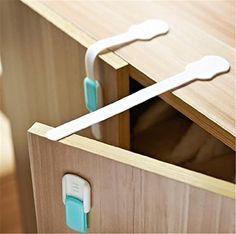 A Wide Selection Of Colours And Designs Baby Initiative Child Cabinet Door Drawer Refrigerator Toilet Safety Plastic Lockb