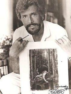 Juan Ferrandiz Castells, creador de inolvidables ilustraciones...
