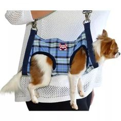 Pet transport! Hands free while you carry them close. Perfect for small to medium dogs or cats!