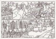 Creativity of Fià: Visioni di città