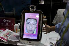 "Ever wanted to get smart tips by checking the mirror? The Tech Show at Vegas now launches the ""The HiMirror Plus"" called as Smart Mirror. It's a brand new smart mirror that'll check out your face and inform you what's wrong with it. It gives output such as face lines, wrinkles, red spots, pores, fine lines, and brightness levels. Yes, it indeed sounds bit odd but it does a fair work and gives you an idea about your skin and beauty products by letting you know what is working and what's not."