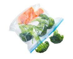 Hersluitbare vershoudzakjes mogen dan wel praktisch zijn om etensresten op te…