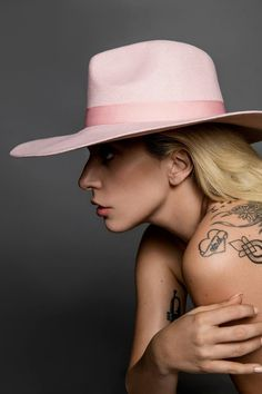 """Growing up, I was always told I was a rebel.But I continued to do what I wanted and wear what I wanted—because, clearly I haven't changed."" - Lady Gaga for Harper's Bazaar. LADY GAGA sings at the Halftime Show of SuperBowl (Feb. Sin City 2, Fotos Lady Gaga, Lady Gaga Photoshoot, Joanne Lady Gaga, Rihanna, Lady Gaga Pictures, A Star Is Born, Celine Dion, Female Singers"