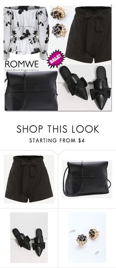 """""""5.romwe"""" by fatimka-becirovic ❤ liked on Polyvore"""