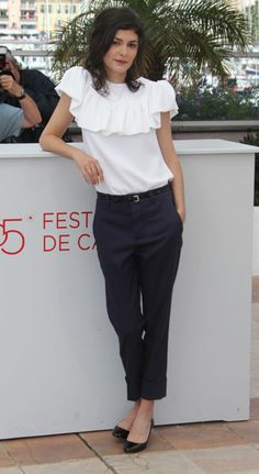 Audrey Tautou Style: Best Dresses & Fashion Outfits | Grazia Fashion More