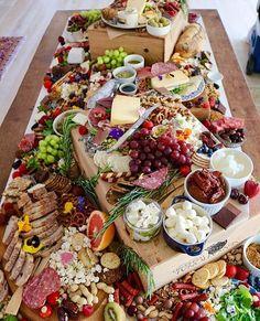 #YUM. Christmas party platter sorted. @yourplattermatters #christmas #cheeseboard #platter #food