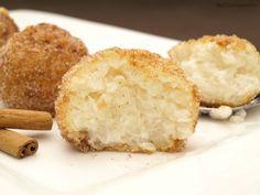 Croquetas de arroz con leche - MisThermorecetas