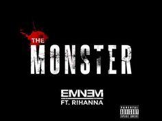 ▶ Eminem - The Monster ft . Rihanna - YouTube