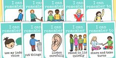 Good Manners Display Posters - Good manners, good behaviour