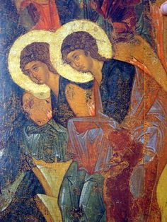 Rublev Andrei - Rublev, Andrei - Gallery - Web gallery of art