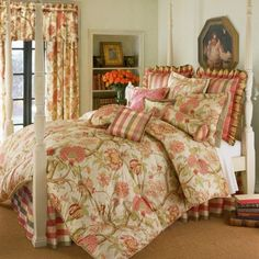 $301 French Country Bedding, French Country Quilts, Duvets, Comforters: The Home Decorating Company