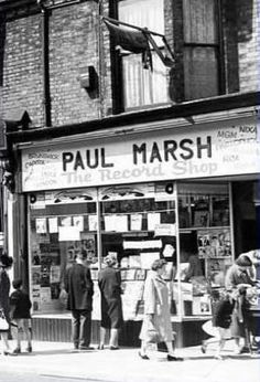 Dave Haslam @Mr_Dave_Haslam  ·  Apr 22  ·  First record Morrissey owned; 'Come Stay With Me' by Marianne Faithfull from this shop in Moss Side
