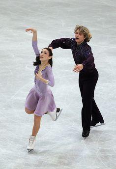 Charlie White Photo - ISU World Figure Skating Championships