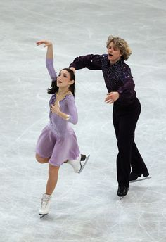 Charlie White Photo - ISU World Figure Skating Championships.I love watching ice skating.Please check out my website thanks. www.photopix.co.nz