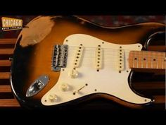 1957 Fender Stratocaster Two Tone