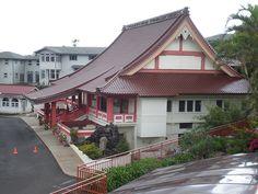 Koganji Tendai Buddhist Temple, Honolulu.