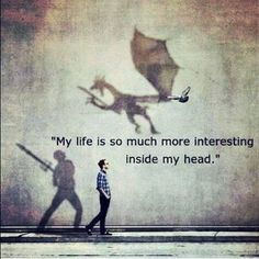 life in my head