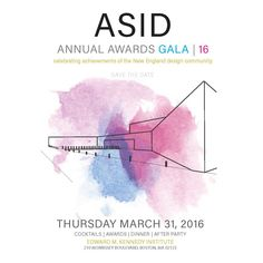 2016 ASID Gala Awards | Jurors | graphics by Shalini Sookar #newengland #interiordesign #awards #boston #asidnegala