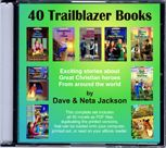 Trailblazer books, & Hero tales (missionary stories and more).  You can find these much cheaper on ebay.com