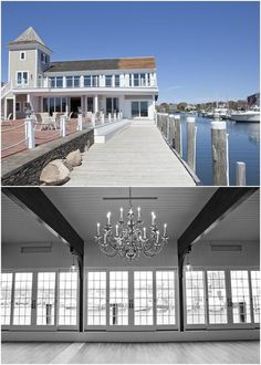 Wychmere Beach Club in Hariwchport is a perfect location! Cape Wedding Venues