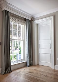 box window treatments valance window treatment cornice molding trim curtains blinds portobello design english house afterbeforewindowvalancebox going to try this for my bed room