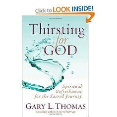 Thirsting for God by Gary Thomas. Good Stuff.