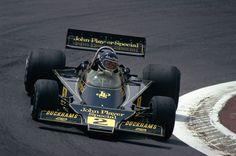 Jacky Ickx (Lotus-Ford) Grand Prix d'Espagne - Jarama 1974 - F1 History & Legends - Facebook.