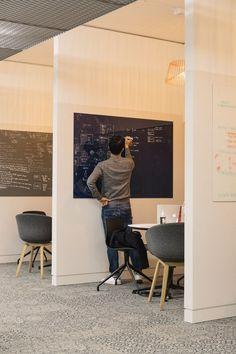 SapientRazorfish Offices - London - Office Snapshots #smallofficedesigns