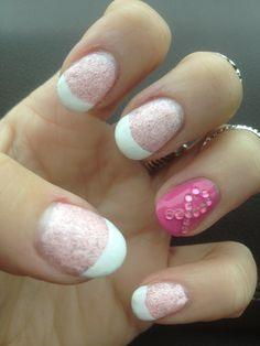Breast Cancer Awareness Nail Art!🎀
