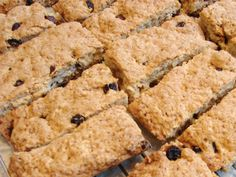 """I am so happy that someone in 1595 decided to take small breads, bake them, cut them up and dry them out in an oven. This medieval """"Panis Biscoctus"""" (meaning twice-bakes-bread) better known as a Ru… Oven Pan, Bread Baking, Banana Bread, Tasty, Cooking, Healthy, Breads, Desserts, Medieval"""