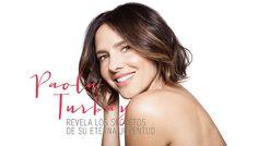 Paola Turbay revela los secretos de su eterna juventud. Exreina nacional de la belleza, virreina universal, modelo, presentadora, actriz, psicóloga...