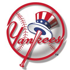 New York Yankees!!!  Ready for baseball season!!!
