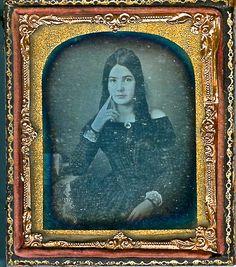 mytintypegirlfriend:  (via 6th Plate Daguerreotype of Young Girl in Unusual Pose | eBay)