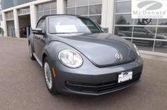 2013 Volkswagen Beetle Convertible Denver VW