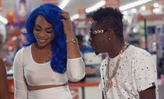 Shatta Wale Allegedly Throws Shatta Michy Out Of His Mansion That He Normally Brags About