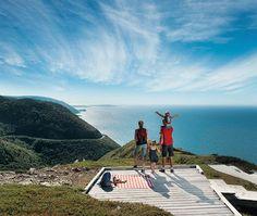 la sky Line trail Piste Cabot, Cap-Breton | Nouvelle-Écosse