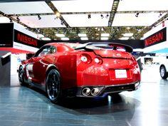 #Nissan #GTR at #CIAS14