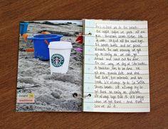 Beach mini album from Donna Jannuzzi